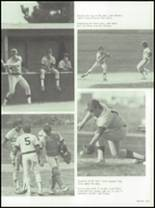 1984 Sandusky High School Yearbook Page 156 & 157
