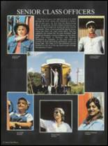 1987 Seminole High School (Pinellas County) Yearbook Page 16 & 17