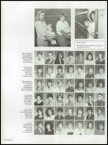 1987 Seminole High School (Pinellas County) Yearbook Page 66 & 67