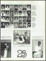 1987 Seminole High School (Pinellas County) Yearbook Page 72 & 73