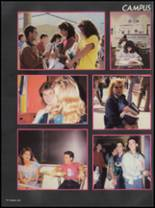 1987 Seminole High School (Pinellas County) Yearbook Page 84 & 85