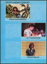 1987 Seminole High School (Pinellas County) Yearbook Page 88 & 89
