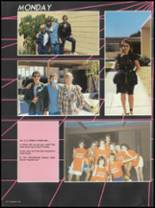 1987 Seminole High School (Pinellas County) Yearbook Page 92 & 93