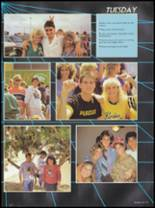 1987 Seminole High School (Pinellas County) Yearbook Page 94 & 95