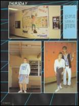 1987 Seminole High School (Pinellas County) Yearbook Page 98 & 99