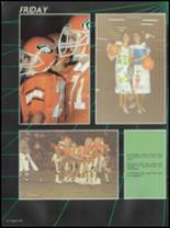 1987 Seminole High School (Pinellas County) Yearbook Page 100 & 101