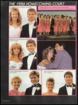1987 Seminole High School (Pinellas County) Yearbook Page 102 & 103