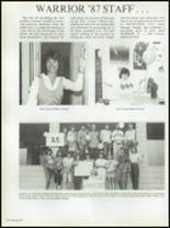 1987 Seminole High School (Pinellas County) Yearbook Page 114 & 115