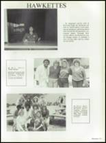 1987 Seminole High School (Pinellas County) Yearbook Page 128 & 129