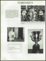 1987 Seminole High School (Pinellas County) Yearbook Page 132 & 133
