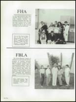 1987 Seminole High School (Pinellas County) Yearbook Page 134 & 135
