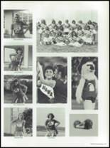 1987 Seminole High School (Pinellas County) Yearbook Page 154 & 155
