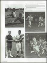 1987 Seminole High School (Pinellas County) Yearbook Page 160 & 161