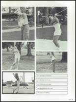 1987 Seminole High School (Pinellas County) Yearbook Page 166 & 167