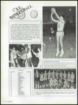 1987 Seminole High School (Pinellas County) Yearbook Page 184 & 185