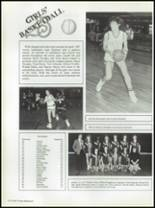 1987 Seminole High School (Pinellas County) Yearbook Page 186 & 187