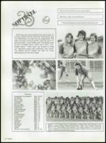1987 Seminole High School (Pinellas County) Yearbook Page 194 & 195