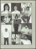 1987 Seminole High School (Pinellas County) Yearbook Page 206 & 207