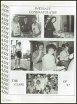 1987 Seminole High School (Pinellas County) Yearbook Page 224 & 225