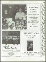 1987 Seminole High School (Pinellas County) Yearbook Page 226 & 227