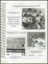 1987 Seminole High School (Pinellas County) Yearbook Page 228 & 229