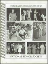 1987 Seminole High School (Pinellas County) Yearbook Page 230 & 231