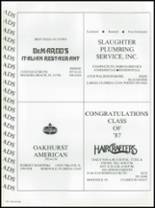1987 Seminole High School (Pinellas County) Yearbook Page 244 & 245