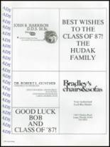 1987 Seminole High School (Pinellas County) Yearbook Page 246 & 247