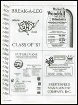1987 Seminole High School (Pinellas County) Yearbook Page 250 & 251