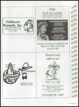 1987 Seminole High School (Pinellas County) Yearbook Page 252 & 253