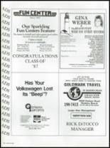 1987 Seminole High School (Pinellas County) Yearbook Page 258 & 259