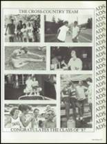 1987 Seminole High School (Pinellas County) Yearbook Page 264 & 265