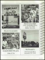 1987 Seminole High School (Pinellas County) Yearbook Page 266 & 267