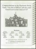 1987 Seminole High School (Pinellas County) Yearbook Page 274 & 275