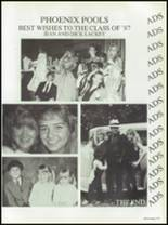 1987 Seminole High School (Pinellas County) Yearbook Page 280 & 281