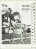 1987 Seminole High School (Pinellas County) Yearbook Page 290 & 291