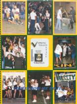 1996 Yearbook Spring Valley High School