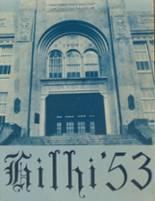 1953 Yearbook Hillsboro High School