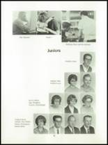 1966 McHenry High School Yearbook Page 16 & 17