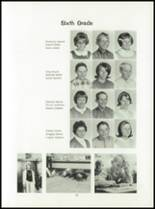 1966 McHenry High School Yearbook Page 20 & 21