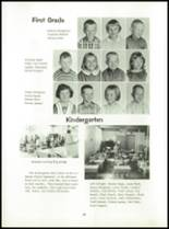 1966 McHenry High School Yearbook Page 28 & 29
