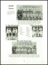 1966 McHenry High School Yearbook Page 32 & 33
