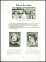 1966 McHenry High School Yearbook Page 42 & 43