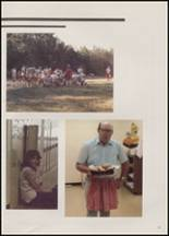 1981 Ezell Harding Christian High School Yearbook Page 16 & 17