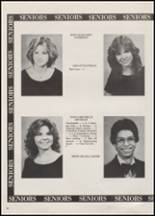 1981 Ezell Harding Christian High School Yearbook Page 24 & 25