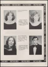 1981 Ezell Harding Christian High School Yearbook Page 28 & 29