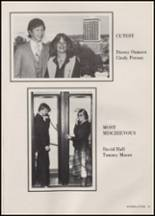1981 Ezell Harding Christian High School Yearbook Page 36 & 37
