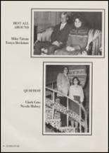 1981 Ezell Harding Christian High School Yearbook Page 38 & 39