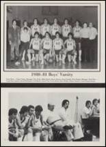 1981 Ezell Harding Christian High School Yearbook Page 58 & 59
