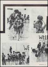 1981 Ezell Harding Christian High School Yearbook Page 64 & 65